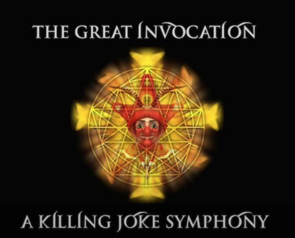 """Symphonic"""" – Killing Joke songs reimagined by Jaz – FFRUKiT!"""
