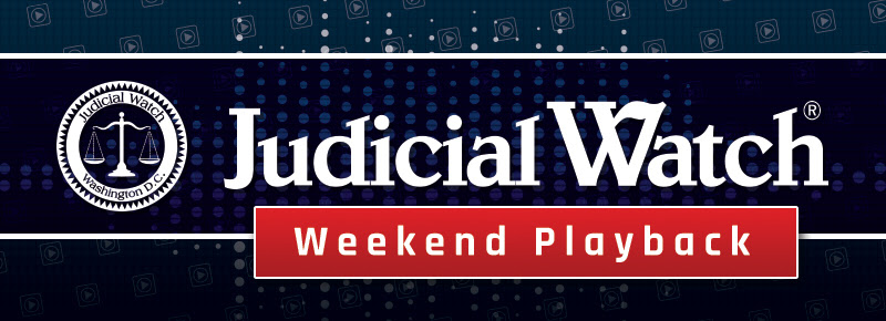 JW WEEKEND PLAYBACK