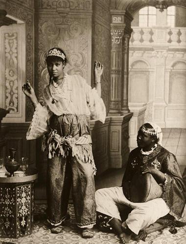 Tancrède R. Dumas, c.  1870. Museu Sabanci, Turquia.