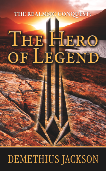 Hero of Legend 2nd Edition Cover