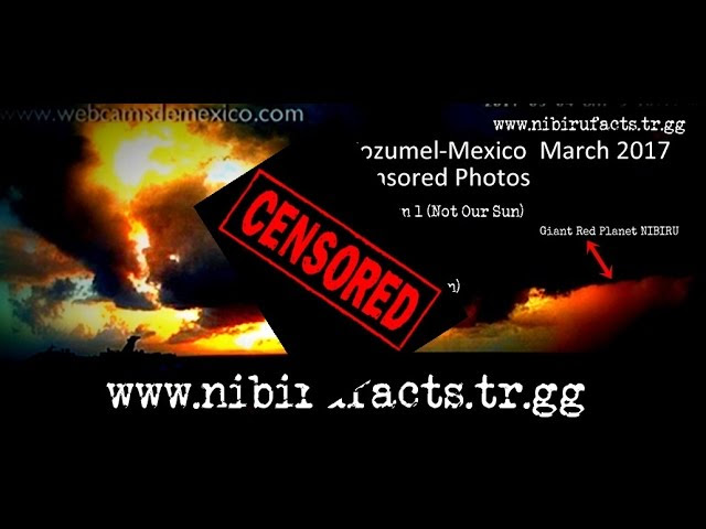 NIBIRU News ~ RED NIBIRU Covers the Sun FLORIDA plus MORE Sddefault