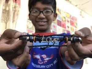 Orphan Kids Love Bracelet Dr Naram Foundation