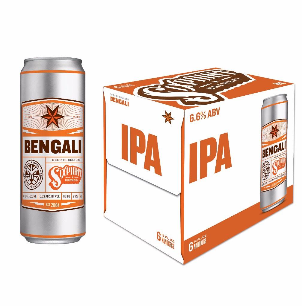 Sixpoint Brewery Bengali® IPA
