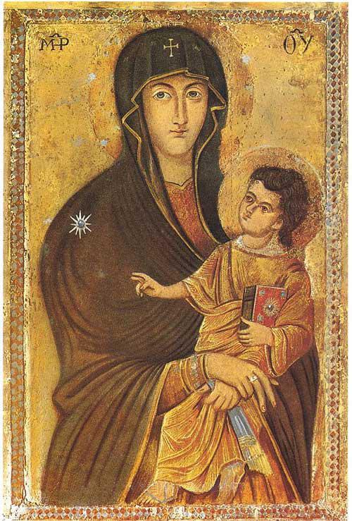Cudowny obraz Matki Bożej Śnieżnej - Tokarnia Parafia Matki Bożej ...