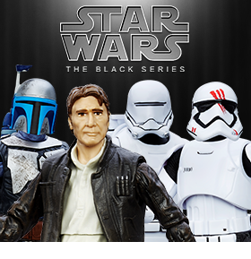 2016 STAR WARS BLACK SERIES WAVE 1