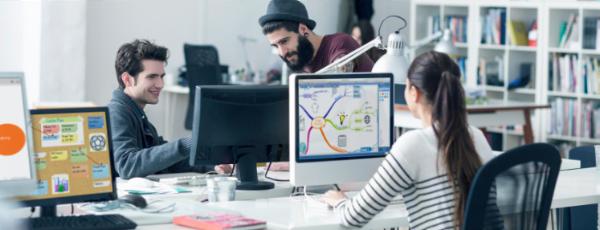 Deja de perder el tiempo reuniones con un mapa mental