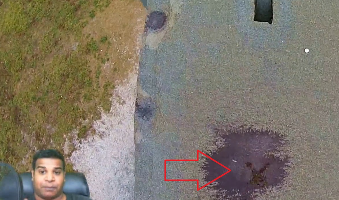 Bloodstains Found Atop Georgia Guidestones?