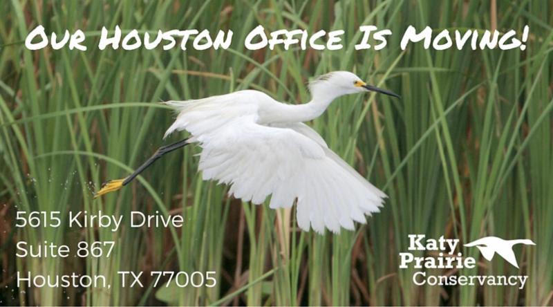 Katy Prairie Conservancy Open House