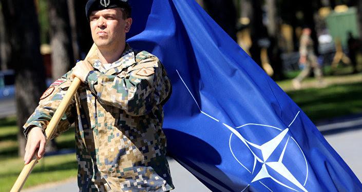 Bandera de la OTAN