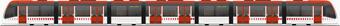 tren urbos 100 con 7 coches