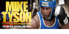 1/6 SCALE MIKE TYSON EXCLUSIVE