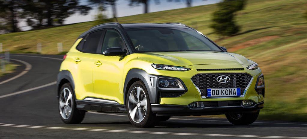 2020 Hyundai Kona Range Review