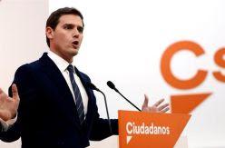 Los dirigentes de Ciudadanos se esfuerzan por desvincularse del acuerdo entre PP y Vox
