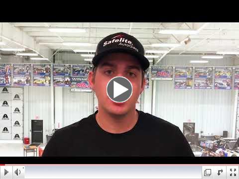Noah Gragson Gateway Q&A