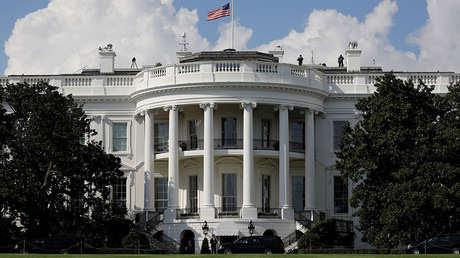 La Casa Blanca en Washington D. C., EE.UU.