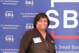 Economic Development Specialist Mary Dale