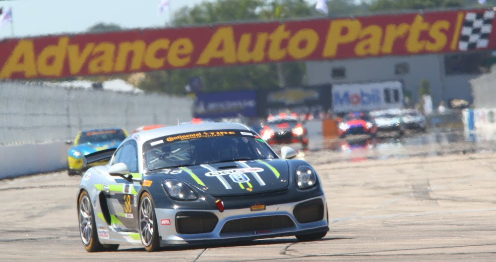 Dylan Murry Adavnce Auto Parts Sebring 2018