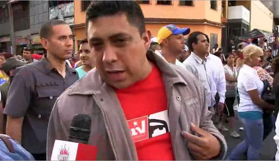 """Jimmy Gudiño """"Si Chávez somos todos, ahora Robert somos todos"""""""