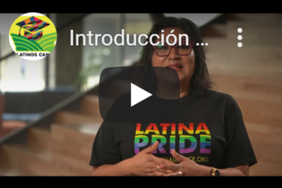 Latinos Can Intro VIdeos in Spanish