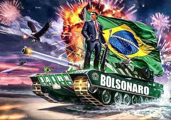 """Résultat de recherche d'images pour """"photo victoire bolsonaro"""""""