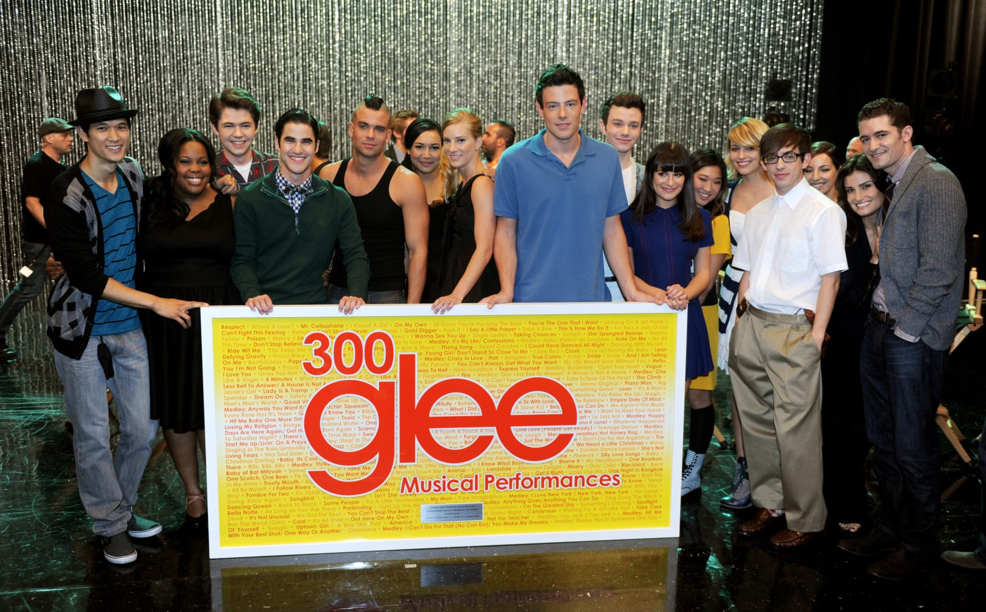 Glee aged so poorly, it's become nearly impossible to rewatch