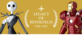 NEW LEGACY OF REVOLTECH