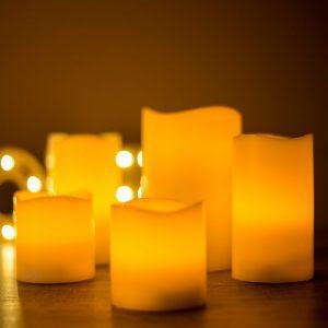 LED Candle Set at JYSK.ca