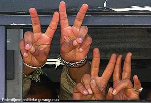 Palestijnse politieke gevangenen