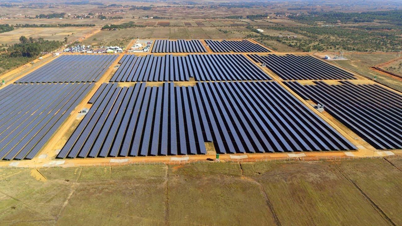 Ambatolampy solar plant