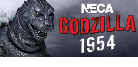 GODZILLA 1954 ACTION FIGURE