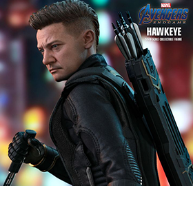 AVENGERS: ENDGAME HOT TOYS 1/6TH SCALE COLLECTIBLE FIGURES