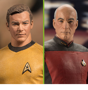 MCFARLANE STAR TREK FIGURES