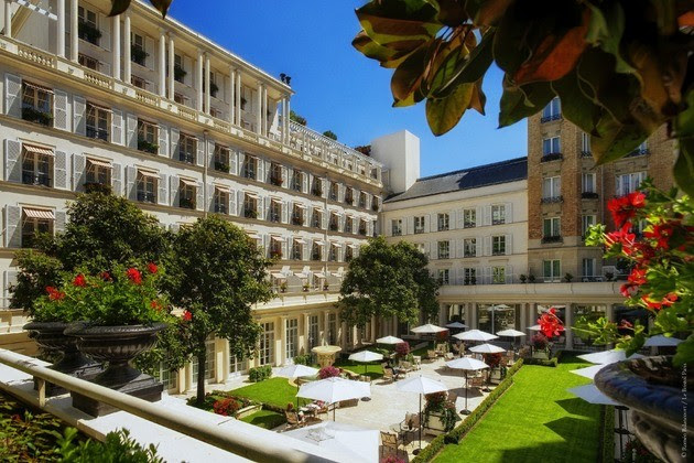 FEATURED NEWS: LE BRISTOL, PARIS VIP Hospitality