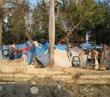 Haiti Tent City 2