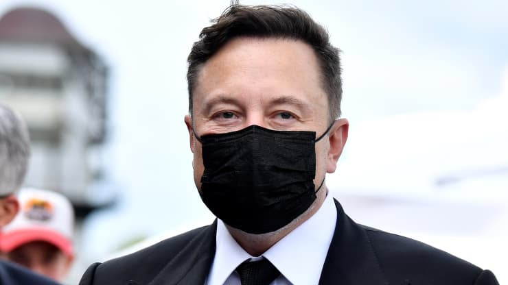 This is what you need to know about Musk's positive virus tests