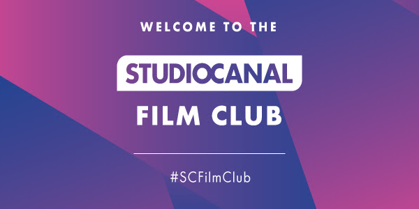 🎞️ Welcome to the Studiocanal Film Club 🎞️