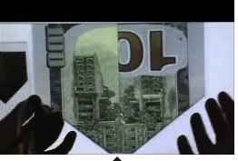 Illuminati Exposed: New Decrypted $100 Bill Shows Nuclear Devastation of NYC! (Video)