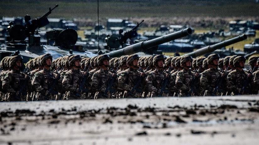"""El Ejército chino actuará """"a cualquier costo"""" para evitar la separación de Taiwán"""