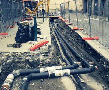 Nuovi cantieri per il teleriscaldamento ad Aosta
