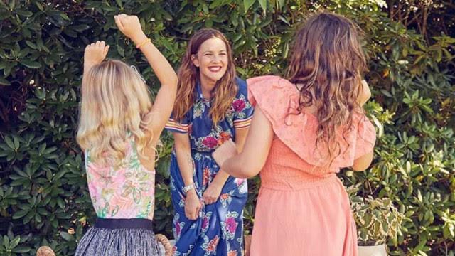 """Drew Barrymore sobre as filhas: """"Nunca irei ser amiga delas"""""""
