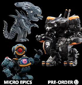 Micro Epics