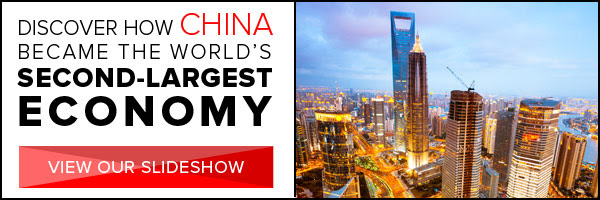 Discover How China Became the World's Second-Largest Economy. View Our Slideshow