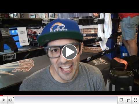 John Molina Media Day interview