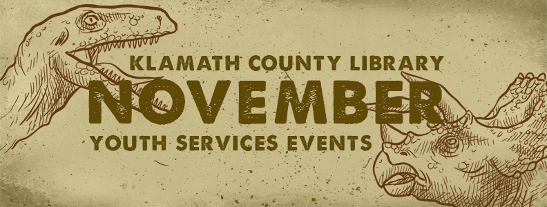 November Library Events