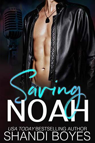 Cover for 'Saving Noah (Perception Book 1)'