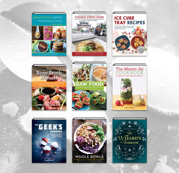 Humble Book Bundle: Eat Like a Geek by Skyhorse