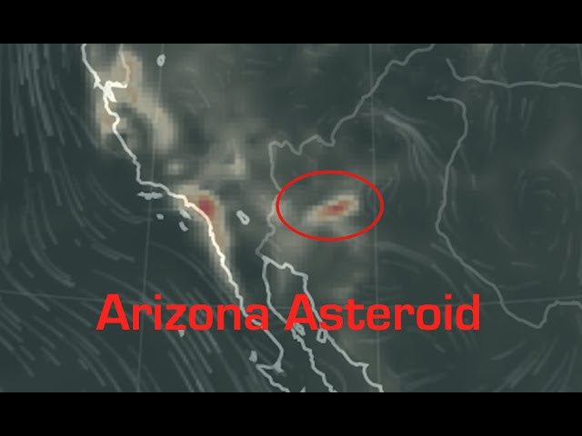 Carbon Monoxide Plume at location of 'Arizona Asteroid'  Sddefault