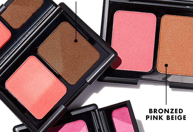 A blush and bronzer duo that m...