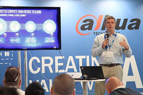 Dahua Technology presenta FPGA en AI con Intel en IFSEC