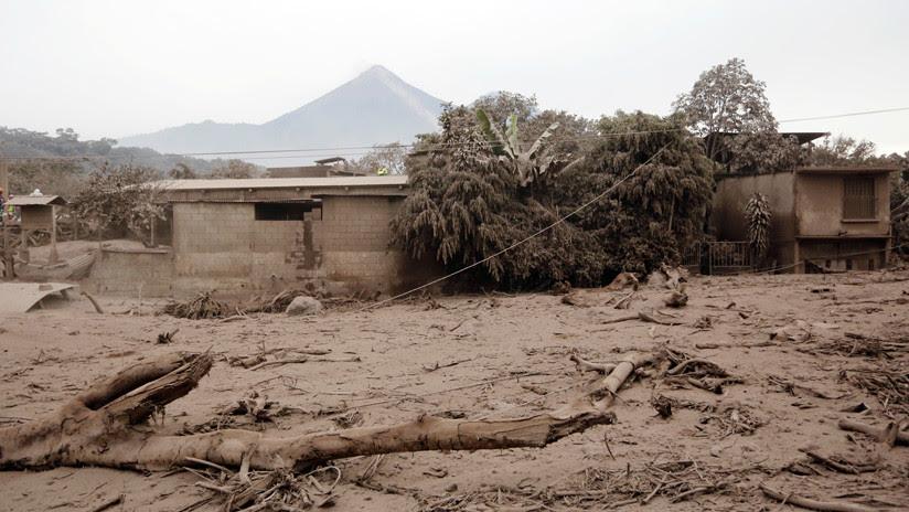 ¿Por qué la erupción del Volcán de Fuego dejó tantos muertos y el Kilauea no produjo víctimas?